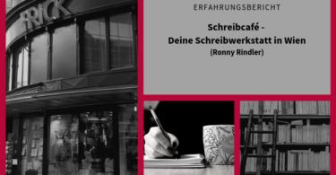 Erfahrungsbericht Schreibcafè Ronny Rindler