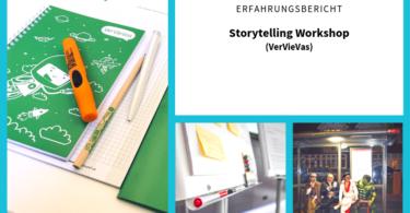 Erfahrungsbericht Storytelling Workshop VerVieVas