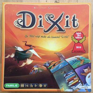 Gesellschaftsspiel Dixit