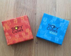 Story Cubes für spielendes Geschichtenerzählen