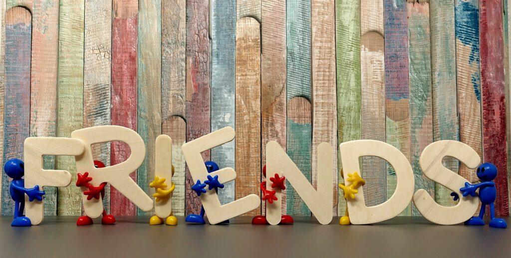 Treffpunkt Schreiben, Online-Schreibabend, Bring a friend Aktion