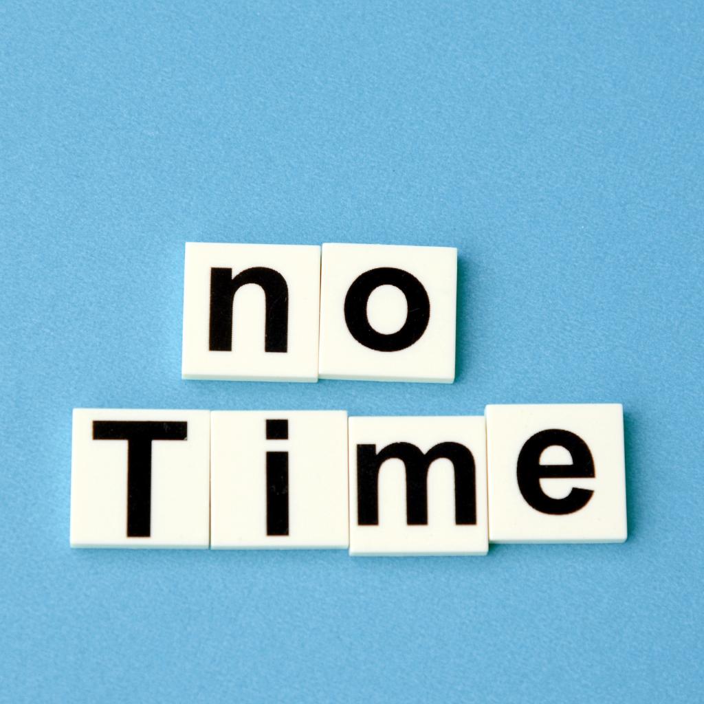 Keine Zeit für die Meeting Vorbereitung, Treffpunkt Schreiben