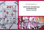 Erfahrungsbereicht, skriving, Maike Frie, Literarische Jahresplanung und Wettbewerbe, Treffpunkt Schreiben