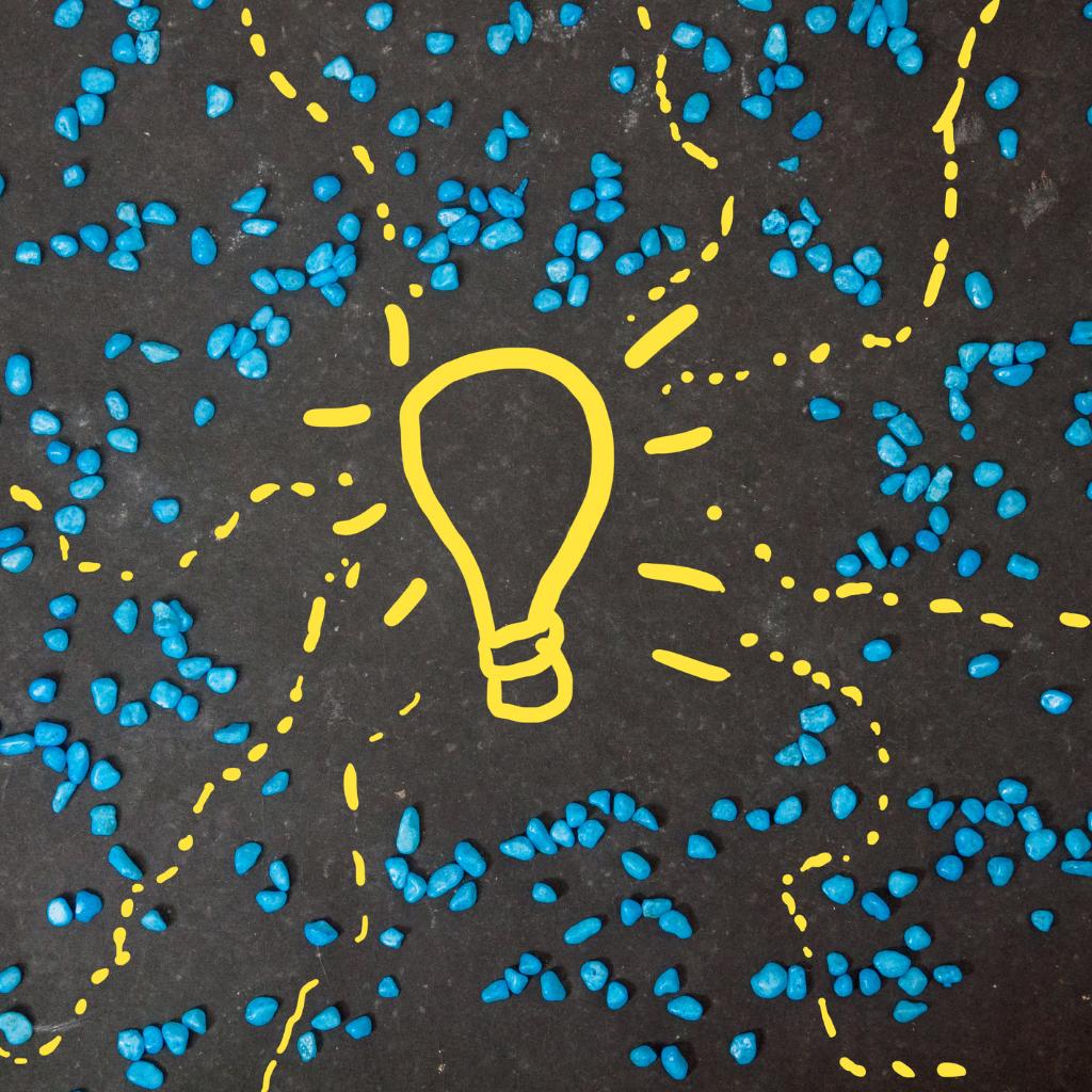 Erfahrungsbericht, Treffpunkt Schreiben, Ideen sammeln