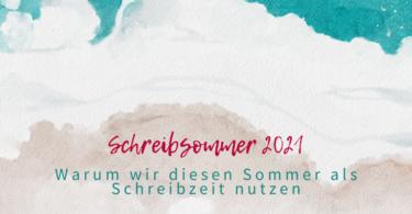 Schreibsommer 2021, Schreiben im Sommer, Treffpunkt Schreiben