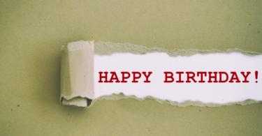 2 Jahre Treffpunkt Schreiben, Geburtstag, Jubiläum